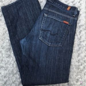7 for all mankind jeans EUC